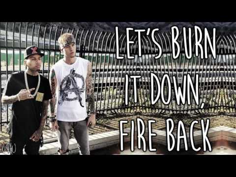 Kid Ink Ft. Machine Gun Kelly - Hell & Back (With Lyrics)