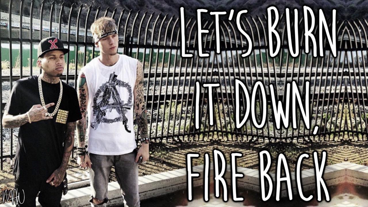 Kid Ink Ft. Machine Gun Kelly - Hell & Back (With Lyrics ...