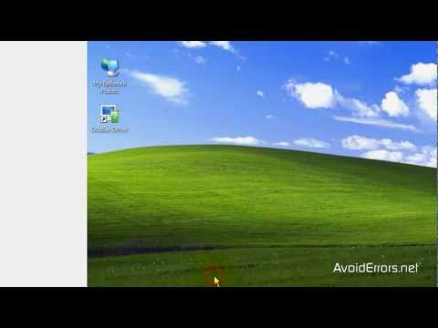 How To Remove The Run Command From Windows XP