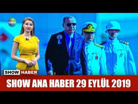 Show Ana Haber 29 Eylül 2019