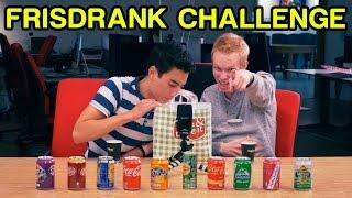 FRISDRANK CHALLENGE!