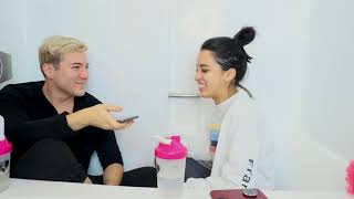 TRY NOT TO LAUGH CHALLENGE w/ My Roommate!