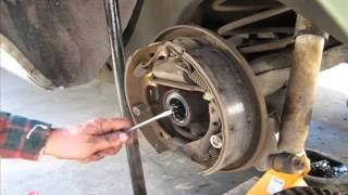 How to Remove the Rear Axle Seal from a 70 Chevelle