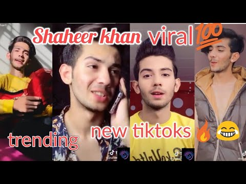 Download Shaheer khan new tiktok videos || funny and Emotional|| 2020