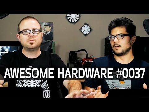 Awesome Hardware #0037B - $50K Headphones, Radeon Software Crimson, Twitter Stars vs Hearts