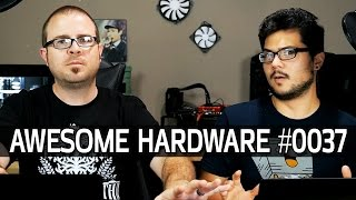 Awesome Hardware #0037B - $50K Headphones, Radeon Software Crimson, Twitter Stars vs Hearts