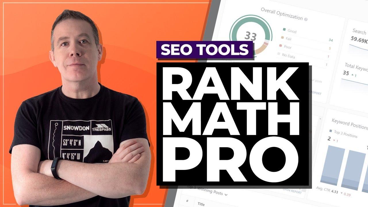 Rank Math SEO WordPress | What's In Rank Math Pro?
