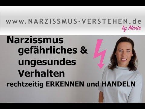 Narzissmus: gefährliches & ungesundes Verhalten..rechtzeitig ERKENNEN und HANDELN