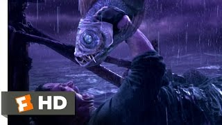 Journey to the Center of the Earth (6/10) Movie CLIP - Storm of Killer Fish (2008) HD