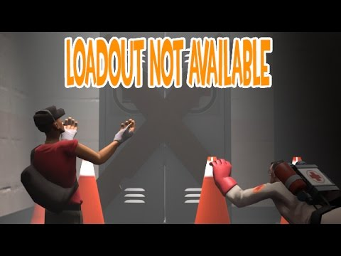 Loadout Not Available [SFM]