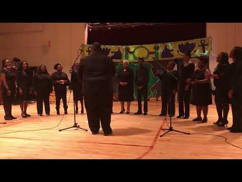"Felton Laboratory Charter School Gospel Choir ""Write the Vision"""