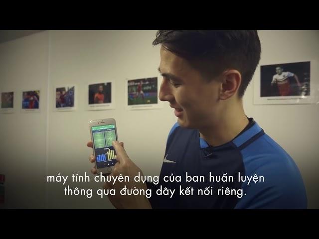 Công nghệ EPTS theo dõi đường chạy và phân tích cầu thủ tại FIFA WORLDCUP 2018| VIEW