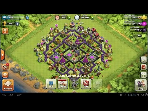 Clash Of Clans   Peter17$ BANNED   For Winning Clash Of Clans!   YouTube X264