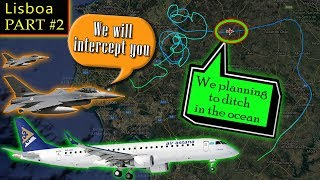 *PART 2* Air Astana has SERIOUS FLIGHT CONTROL ISSUES!