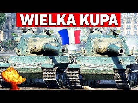 WIELKA KUPA - AMX M4 54 - World of Tanks