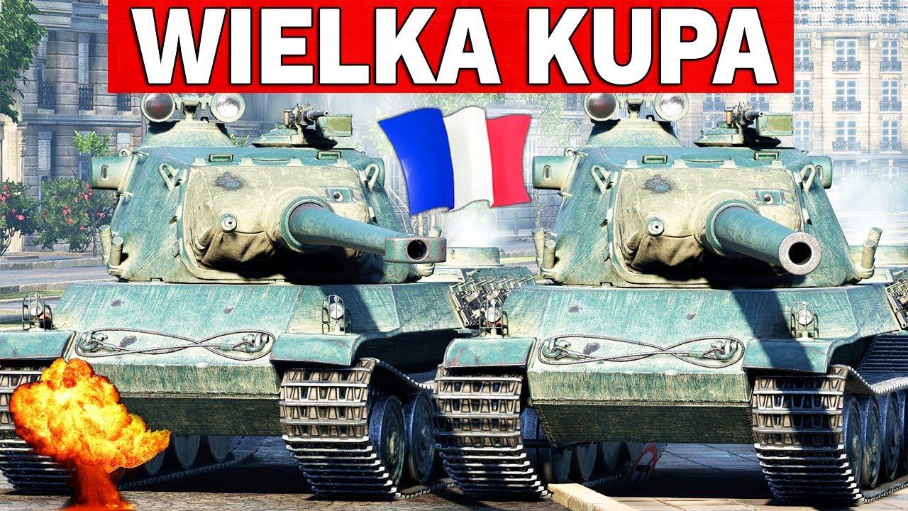 WIELKA KUPA – AMX M4 54 – World of Tanks