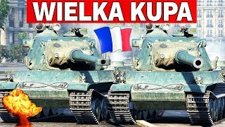 WIELKA KUPA - AMX M4 54 - World of Tanks