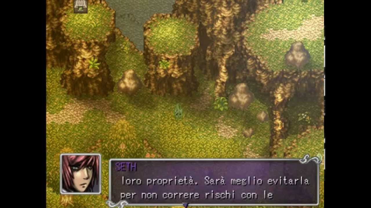 [Game Sample] Theia The Crimson Eclipse (2015-RPG Maker)