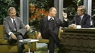 Don Rickles on Carson 1974 w/ Michael Landon