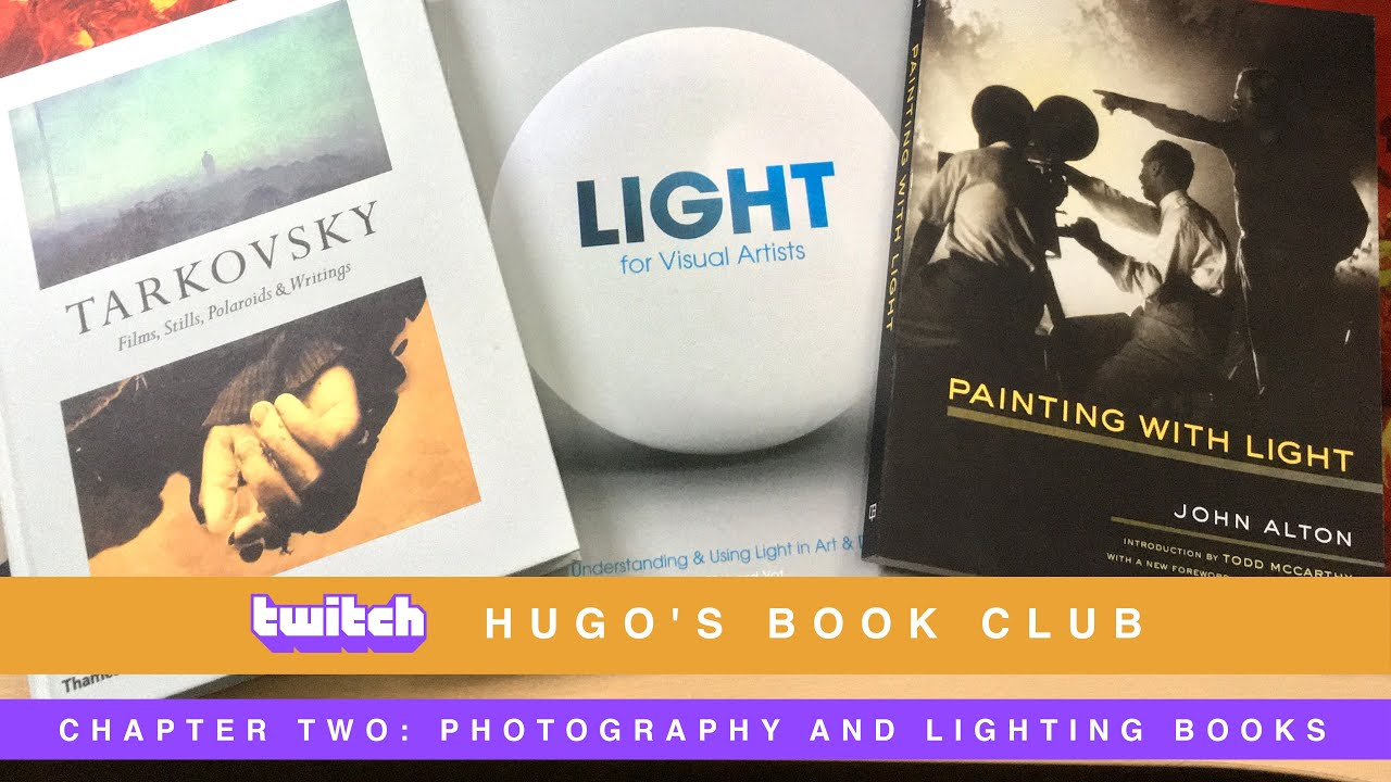 Books for VFX, Lighting and Colour | Part Two
