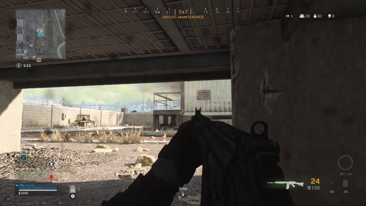 How to use c4 call of duty