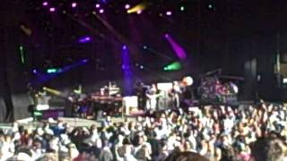 Wolfman's Brother - Phish live at DTE