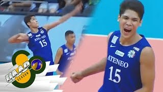 Every single point from Marck Espejo's historic 55 point game | UAAP 80 Exclusives