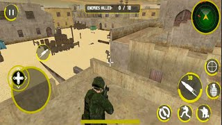 Counter Terrorist Death Attack Android GamePlay Shooting Games Android 4