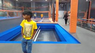 Sky Zone Trampoline Park - Places To Have Fun In Hyderabad With Friends And Family In Hyderabad