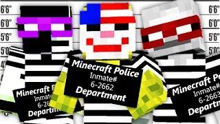 3 DEPPEN im GEFÄNGNIS?! - Minecraft COMMANDO