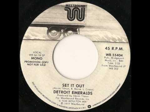 AC Tilmon & Detroit Emeralds - Set It Out