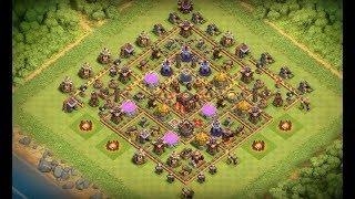 Regalo mi th10 de clash of clans