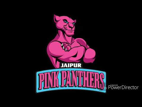 JAIPUR PINK PANTHERS THEAM SONG ll Jaipur pink Panthers Anthem