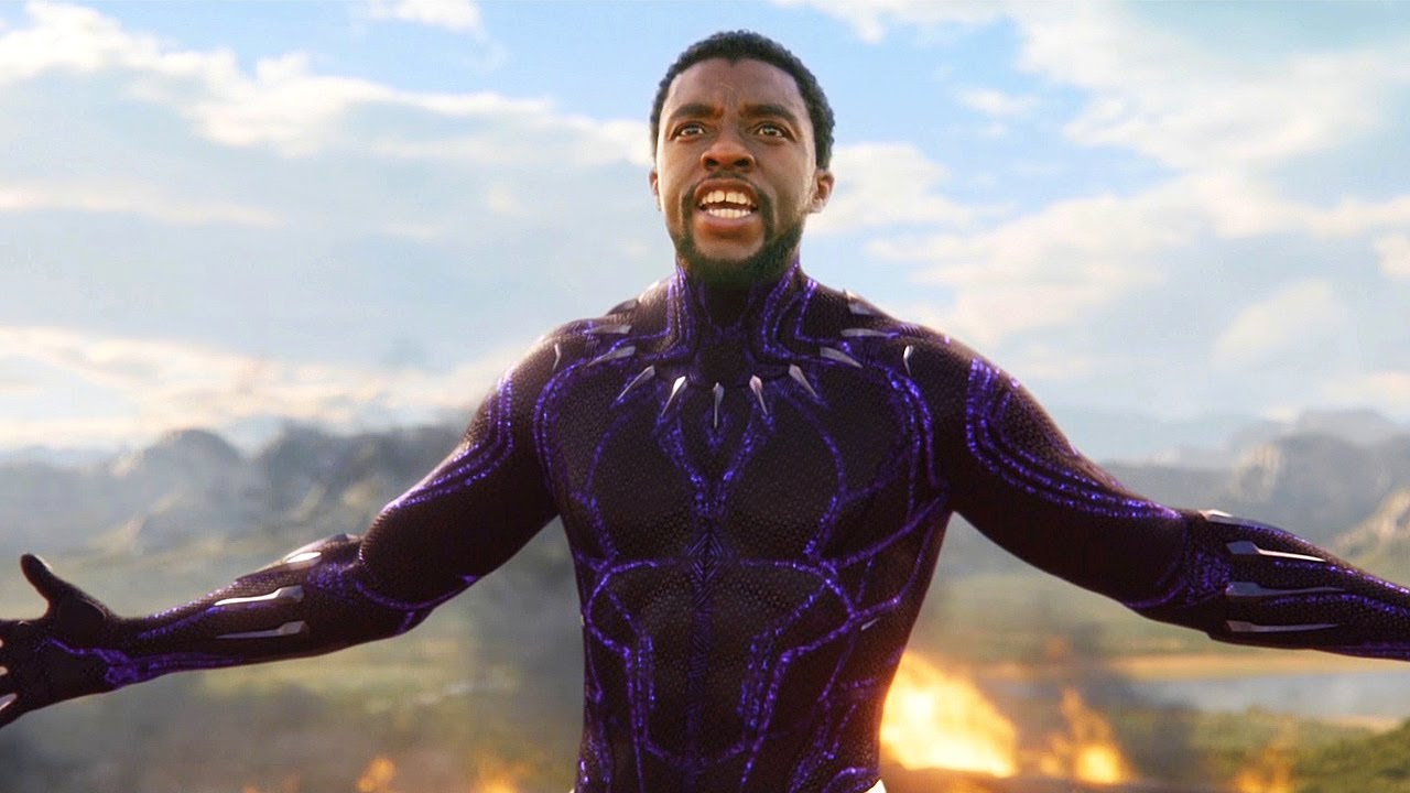 Download All Best Black Panther Scenes in the MCU - Chadwick Boseman's Best Moments