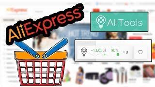 Jak zamawiać na Aliexpress? | przydatna funkcja AliTools | 2018