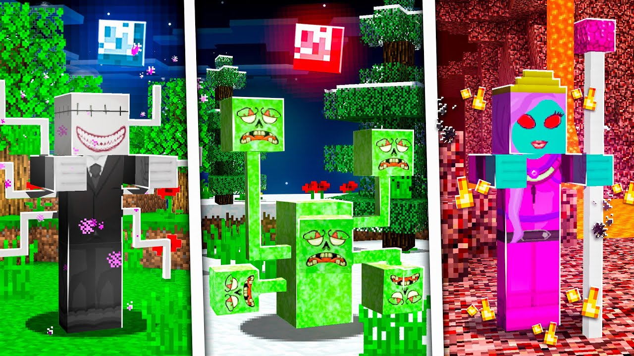 12 New Zombies Minecraft Needs To Add Youtube