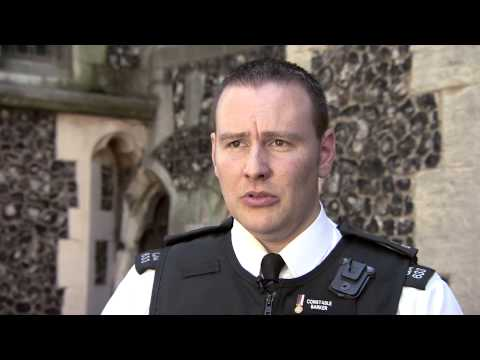 Police Bravery Awards 2013: Met officers win regional award