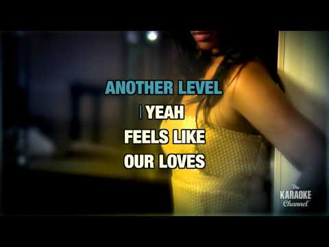 "Forever in the Style of ""Chris Brown"" karaoke video with lyrics (no lead vocal)"