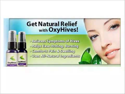 Oxyhives Is A Natural Solution Homeopathic Youtube