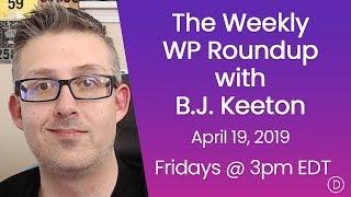 الأسبوعية WP تقرير اخبارى مع B. J. كيتون (أبريل 19, 2010)