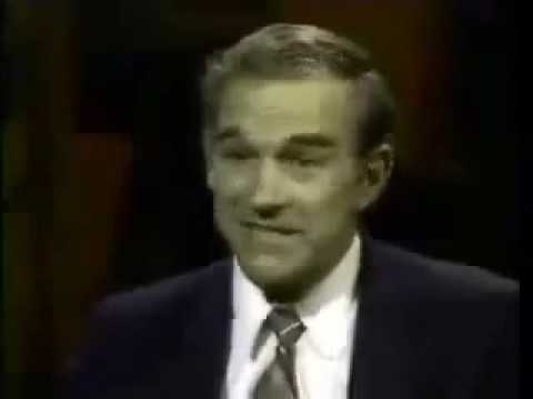 Ron Paul's Words of Warning From 1983 to 2008