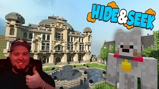 Minecraft Xbox Hide and Seek - YOUTUBER'S MANSION !!