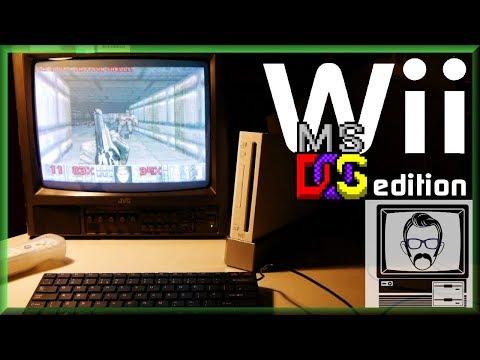 Turn Your Wii into a DOS Gaming Machine   Nostalgia Nerd