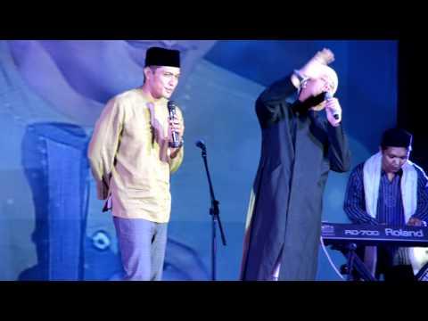 Konsert ROS - Rapuh - Opick ft Adi Putra