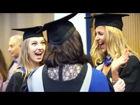University of West London Graduation - November 2017