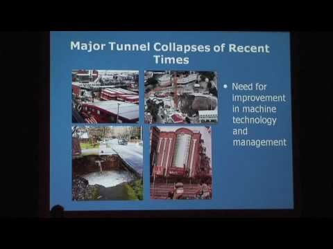 Benjamin Franklin Medal: Tunnel Boring Machine Seminar Part 2