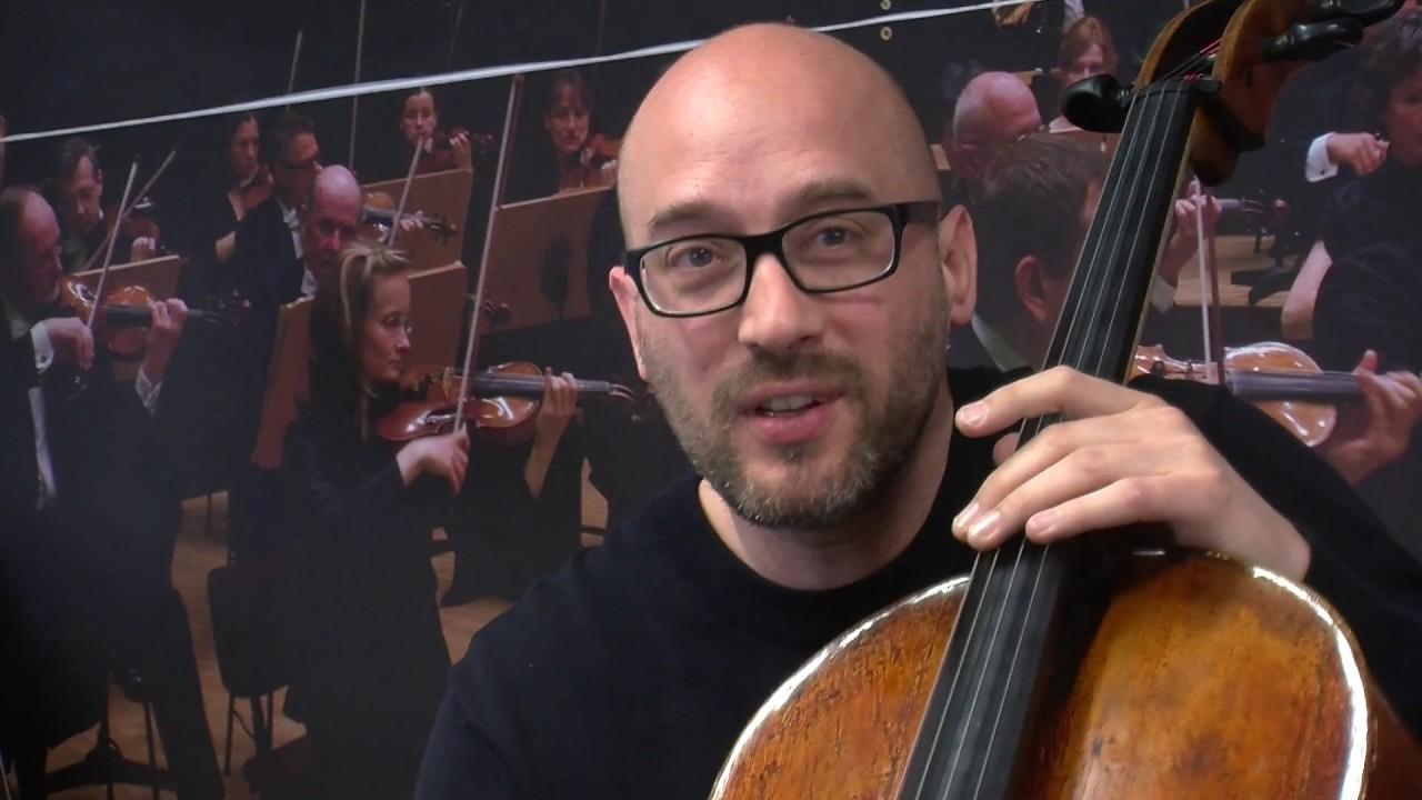 Das Cello - ein Streichinstrument