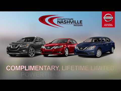 Dependability You Can Count On At Downtown Nashville Nissan