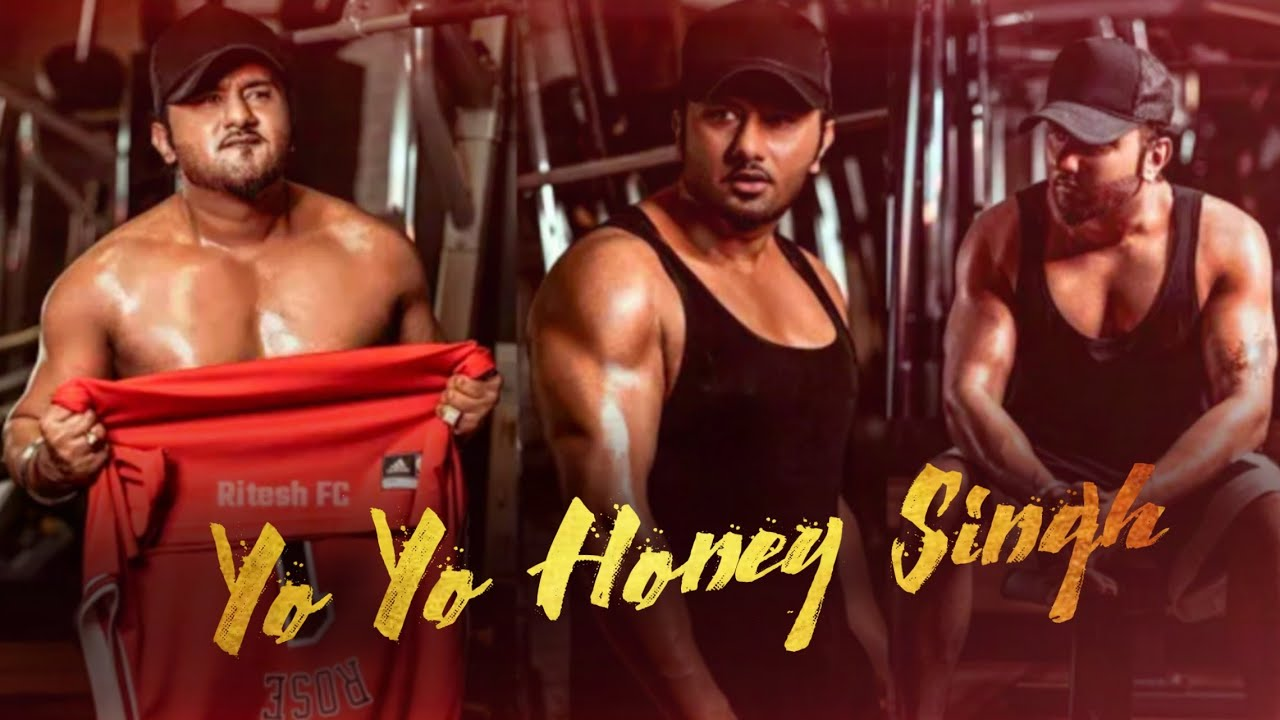 You will get mad after seeing Honey Singh's new look 🔥
