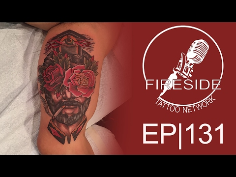 Aaron Hodges – Star Of Texas Tattoo Art Revival 2017 | EP 131